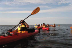 HA201 – Paddles – Sea Kayaking High Adventure